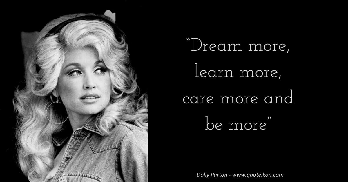 20 Of The Best Quotes By Dolly Parton Quoteikon