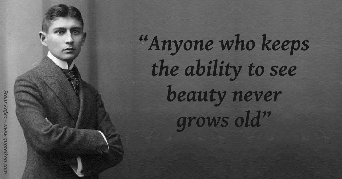 Franz Kafka image quote