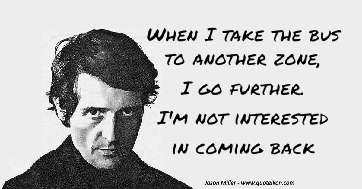 Jason Miller image quote