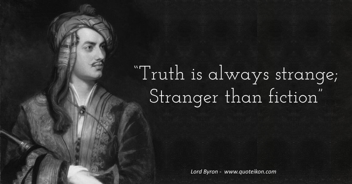 Lord Byron image quote