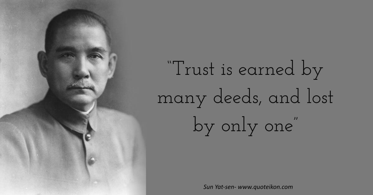 Sun Yat-sen  image quote