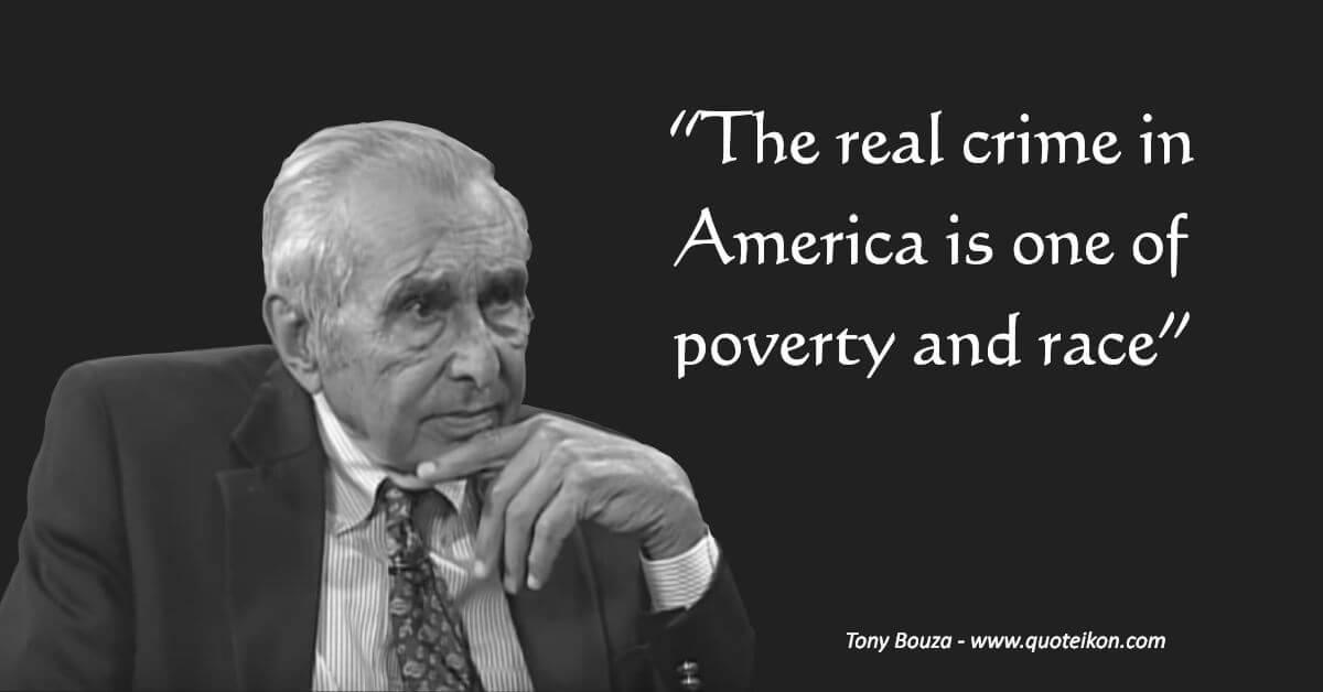 Tony Bouza image quote