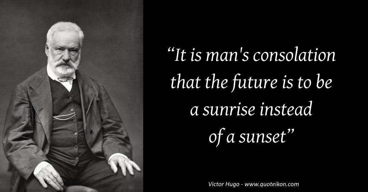 Victor Hugo image quote