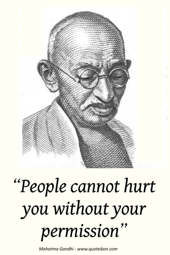 Mahatma Gandhi pin