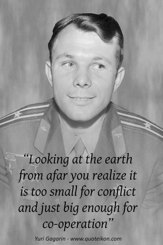 Yuri Gagarin pin