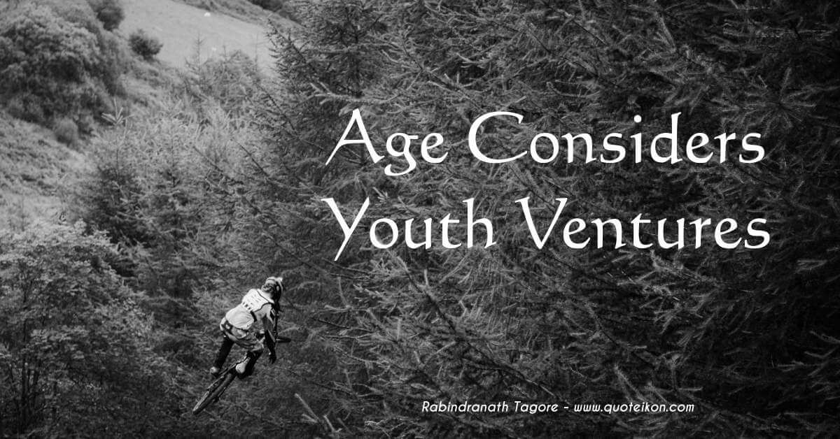 Age Considers Youth Ventures