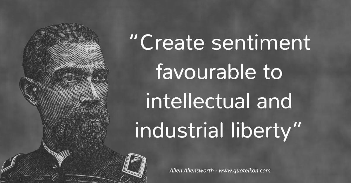 Allen Allensworth image quote