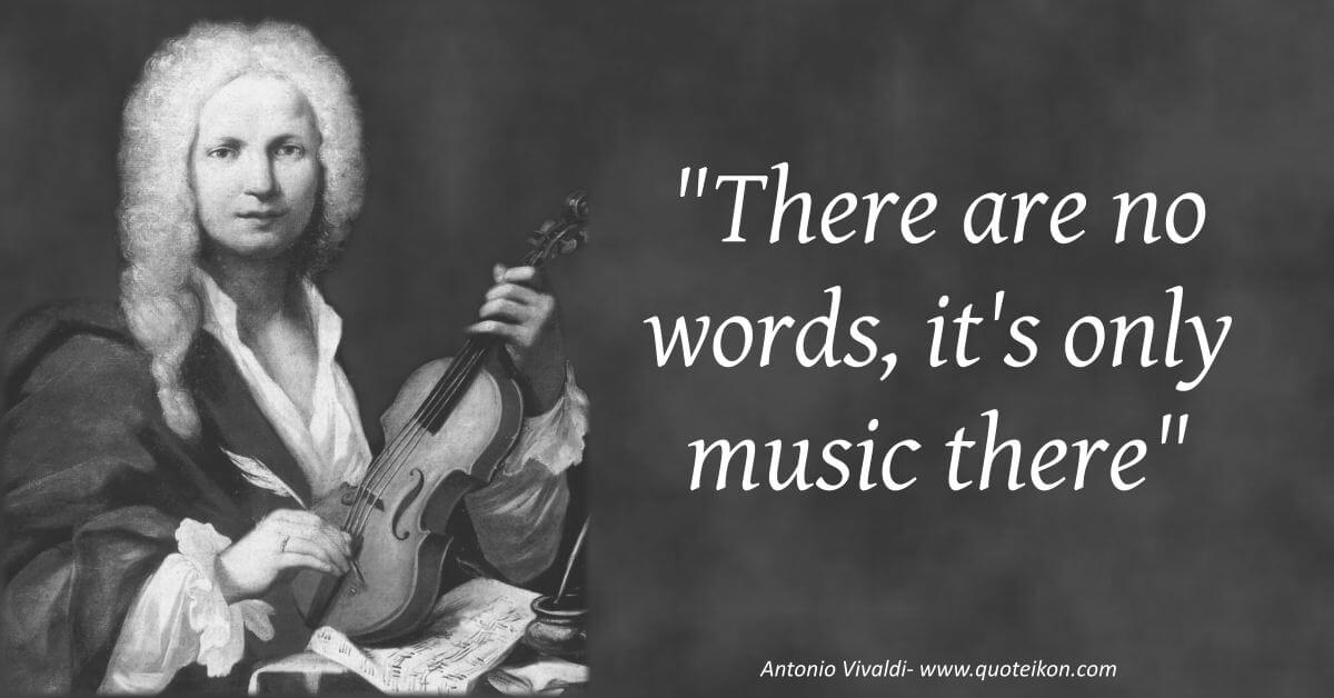 Antonio Vivaldi image quote
