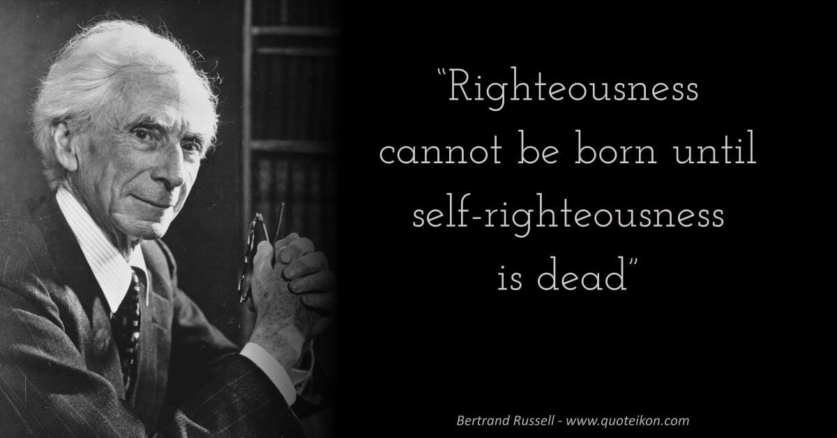Bertrand Russell Quote