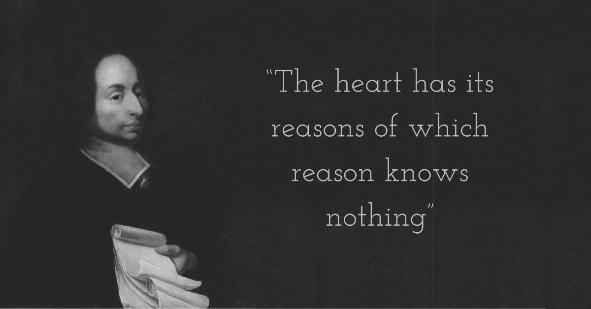 Blaise Pascal Quote
