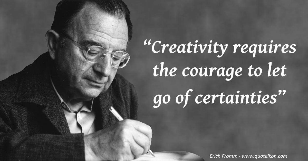 Erich Fromm image quote
