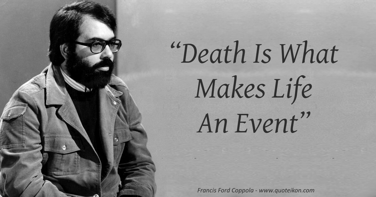 Francis Ford Coppola image quote