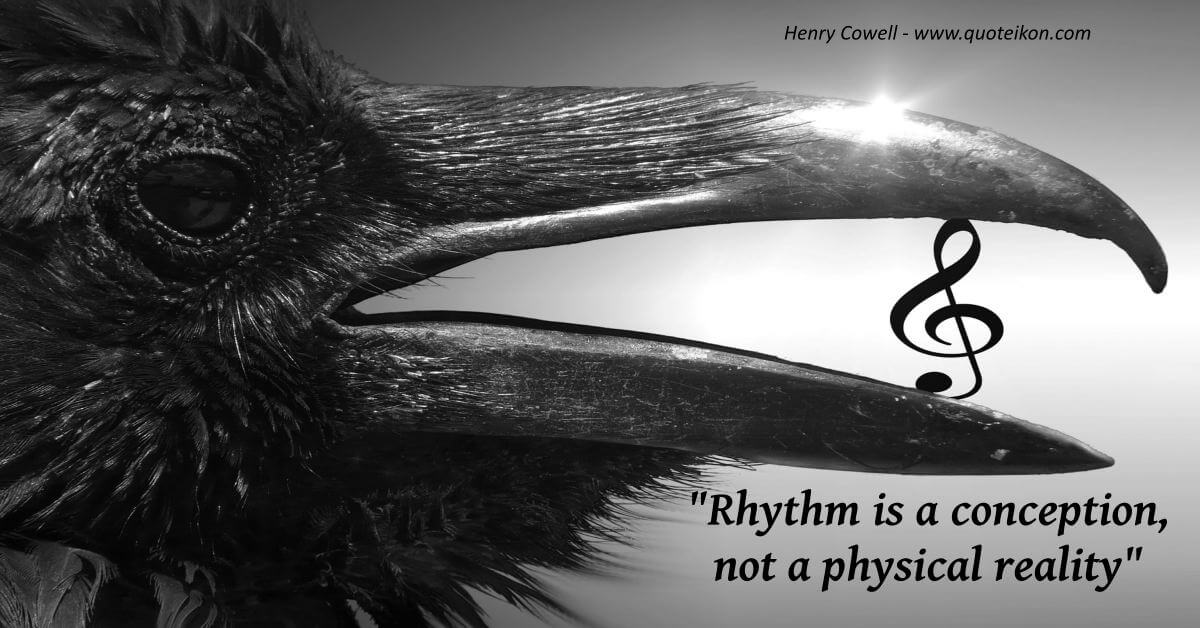 Henry Cowell  image quote