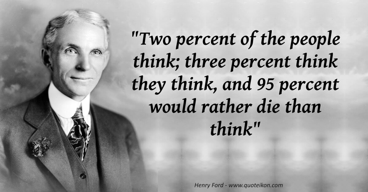 Henry Ford  image quote