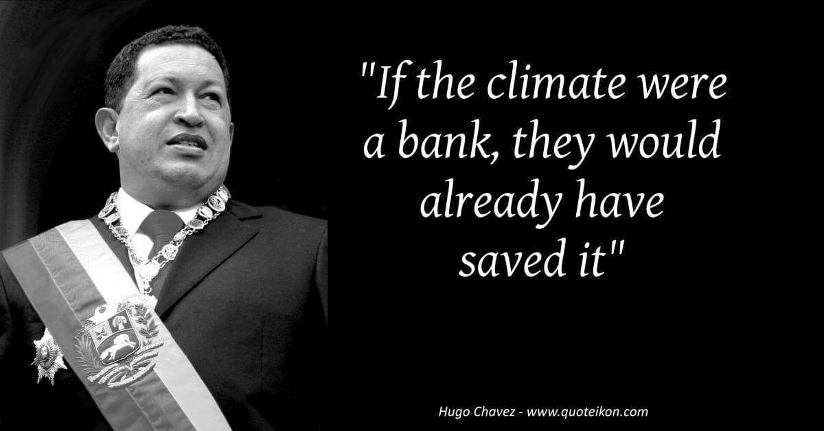 Hugo Chavez  image quote