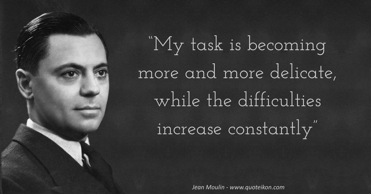 Jean Moulin image quote