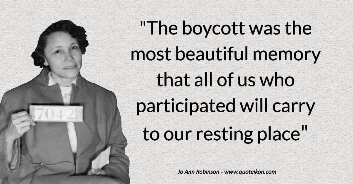 Jo Ann Robinson image quote
