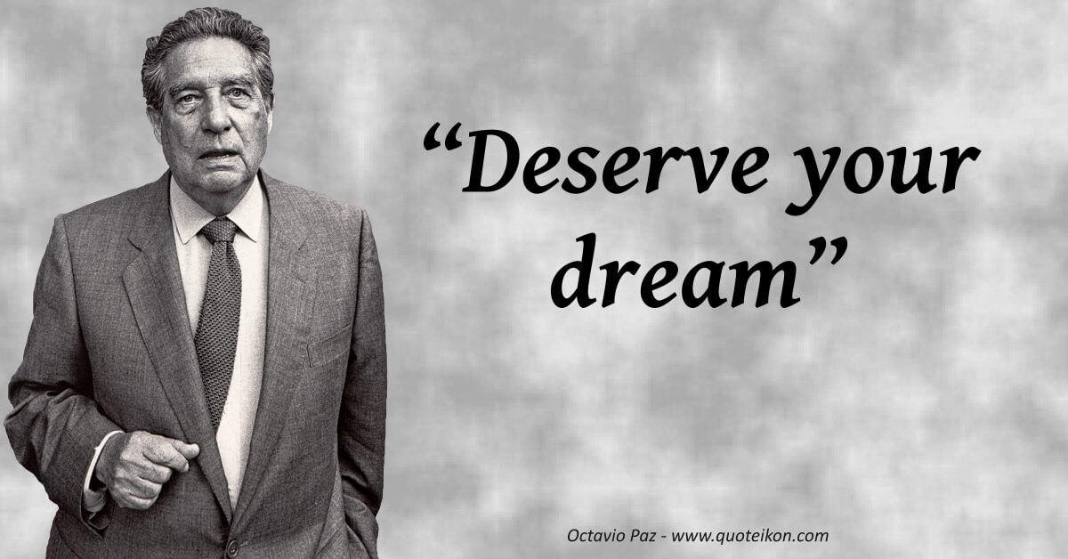Octavio Paz image quote