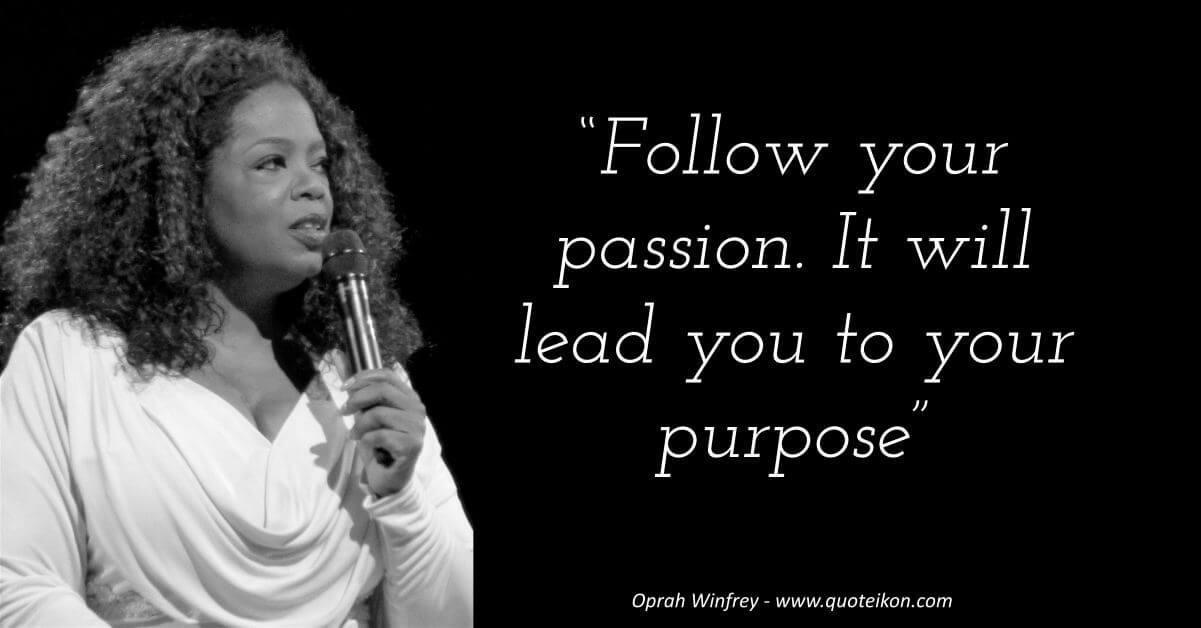Oprah Winfrey image quote