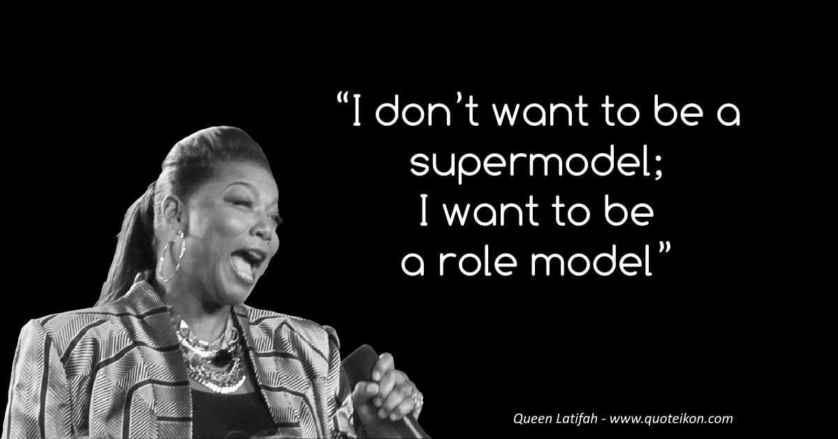 Queen Latifah image quote