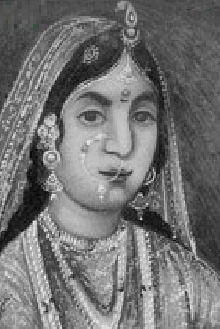 Queen Rani Of Jhansi