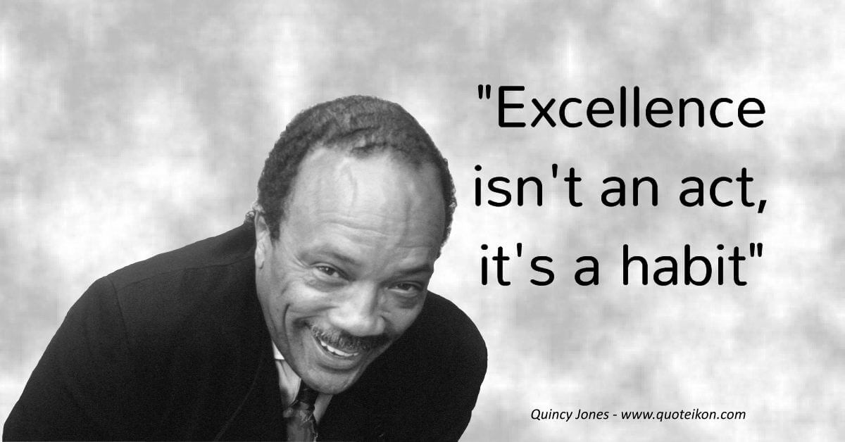Quincy Jones image quote