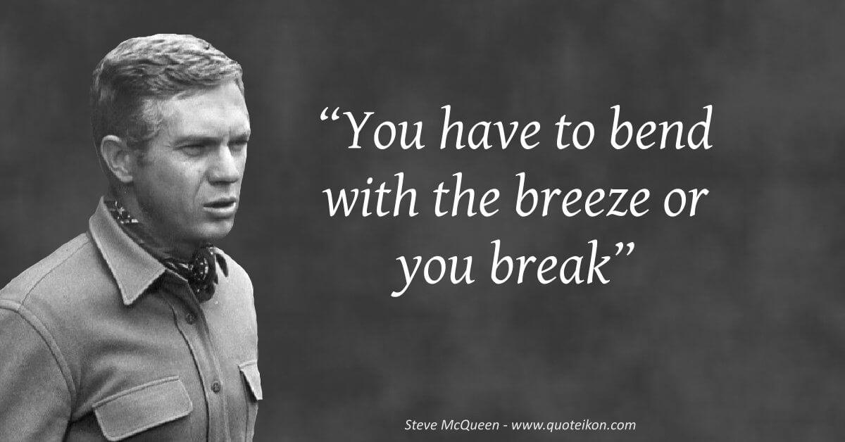 Steve McQueen  image quote