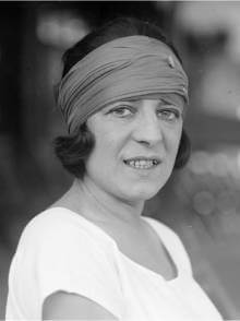 Suzanne Lenglen