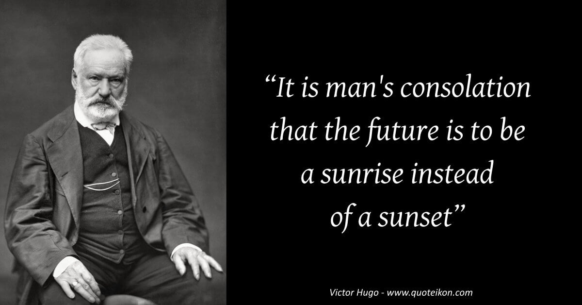 Victor Hugo image quote