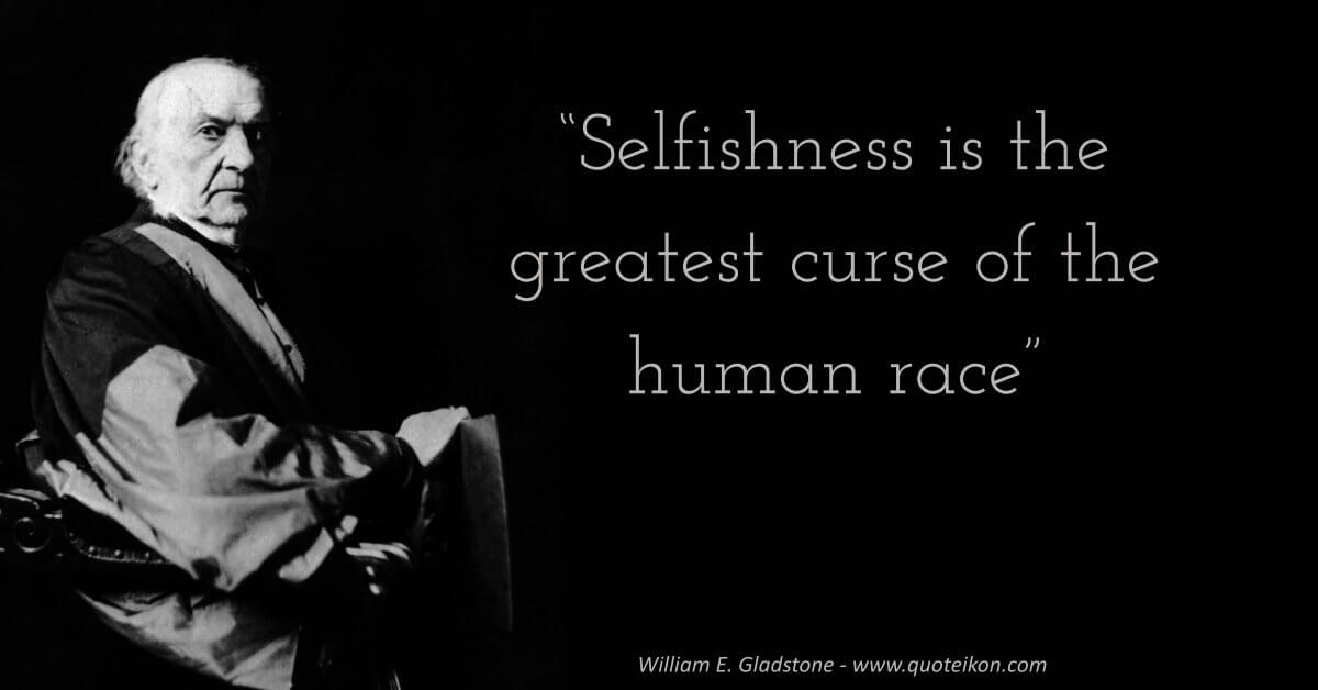 William Ewart Gladstone Quote
