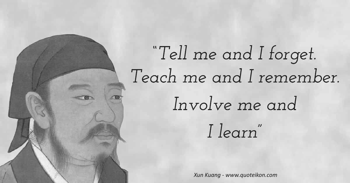 Xun Kuang image quote