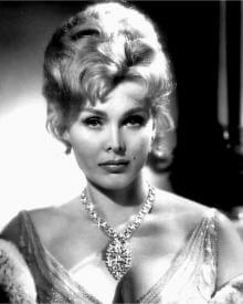 Zsa Zsa Gabor Quotes Glamorous 10 Of The Best Quoteszsa Zsa Gabor  Quoteikon