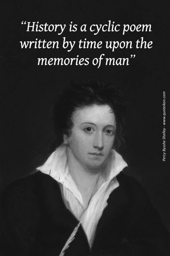 Percy Bysshe Shelley pin